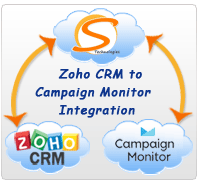 zoho to Campaign Monitor